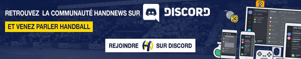 Retrouvez la communauté HandNews sur Discord
