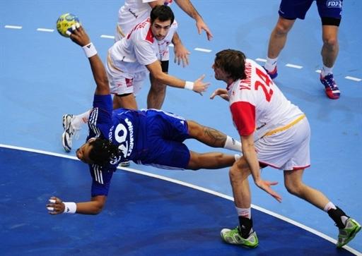 Euro 2012 france espagne le choc du groupe c handnews - Diffusion coupe du monde handball ...