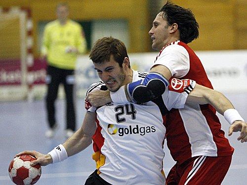 Handball-Testspiel Schweiz - Deutschland