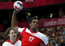 London Olympics Handball Men