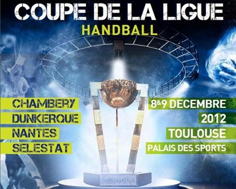 Coupe de la ligue le tirage des demi finales handnews - Final de la coupe de la ligue ...