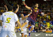 Karabatic Barcelone