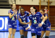 Lacrabère - Zaadi - Equipe de France