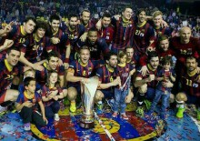 barcelone champion