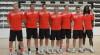 The Magnificent 7-Gustav RYDERGARD, Ionut IRIMUS, Jakov VRANKOVIC, Pierre-Yves RAGOT, Davor TASKOVIC, Alexandru ASOLTANEI. Ibrahima DIAW