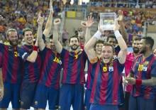 FC Barcelone SuperCopa Asobal