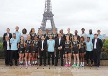 Photo Officielle Issy Paris Hand