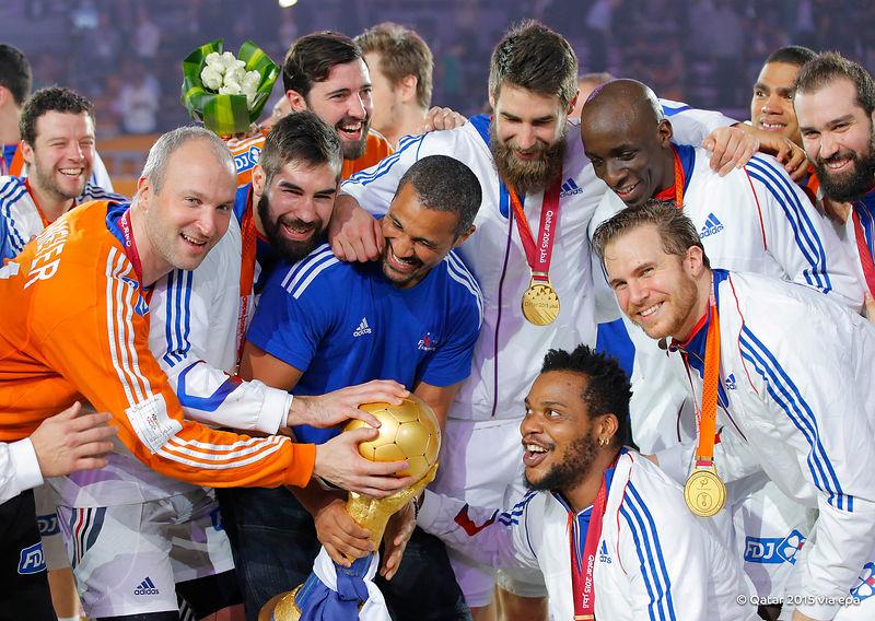 Mondial 2015 record d 39 audience pour france qatar handnews - Programme coupe du monde de handball 2015 ...