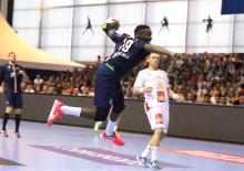 Luc Abalo a rejoué en Ligue des Champions pour le plus grand plaisir des fans du PSG (4 buts)