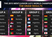 france U21 WC 2015