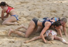 Beach Handball Euro 2015 Lloret de Mar / Spain