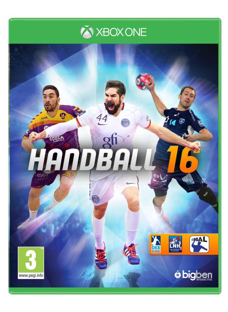 handball 16 enfin un nouveau jeu de hand sur xbox 360 et xbox one. Black Bedroom Furniture Sets. Home Design Ideas